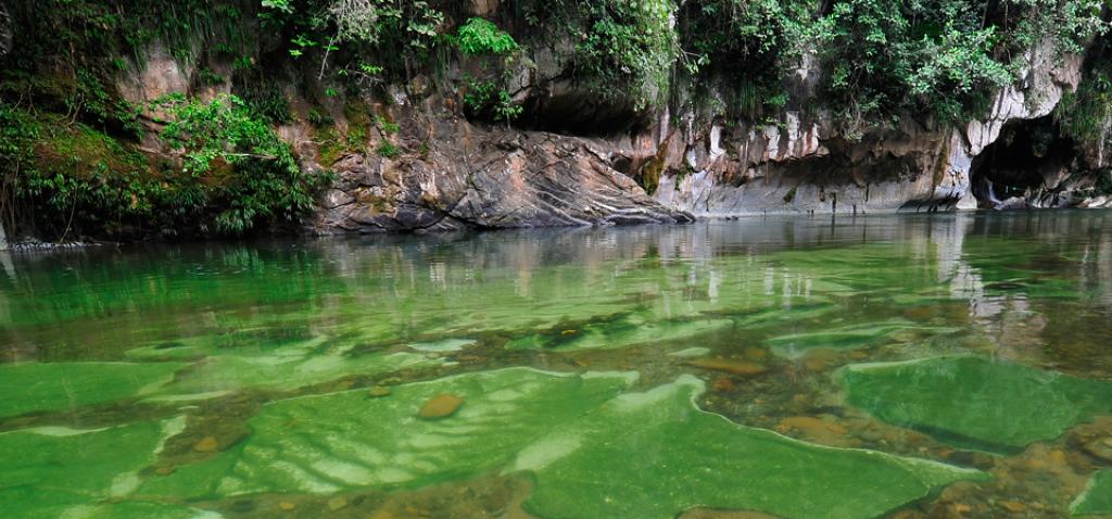 Resultado de imagen para rio claro colombia